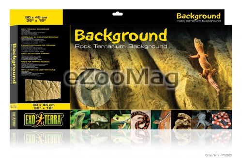 Exo Terra Rock Terrarium Background PT-2960 -   60 х 45 cm