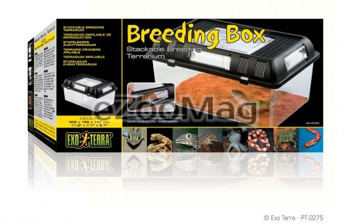 Exo Terra Breeding Box PT-2275 - 302х196х147 mm