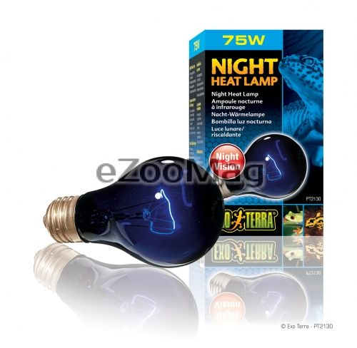 Exo Terra Night Heat Lamp РТ-2126 50W