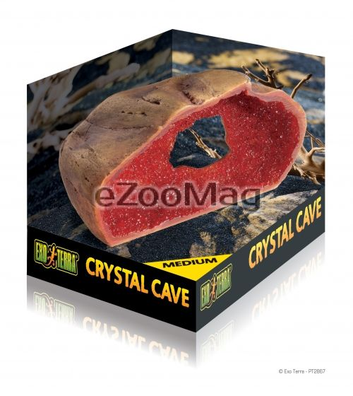 Exo Terra Crystal Cave Medium PT-2867