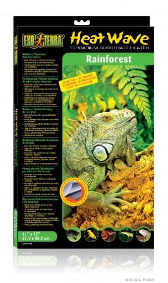 Exo Terra Heat Wave Rainforest Large РТ-2026 27.9 x 43.2 cm