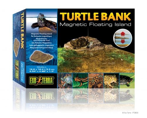 Exo Terra Turtle Bank Small PТ-3800 16.6 x 12.4 x 3.3 cm