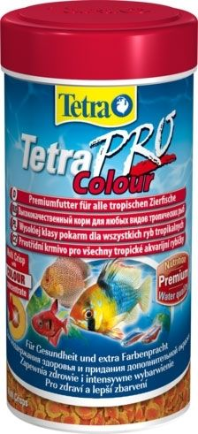 TetraPro Color Crisps - fish food 100ml