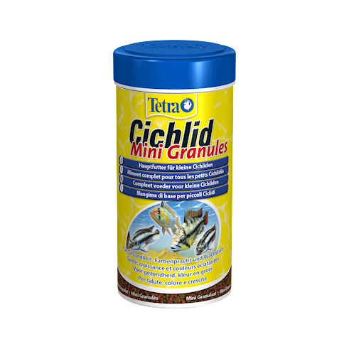 Tetra Cichlid - Special Food for Cichlids 250ml