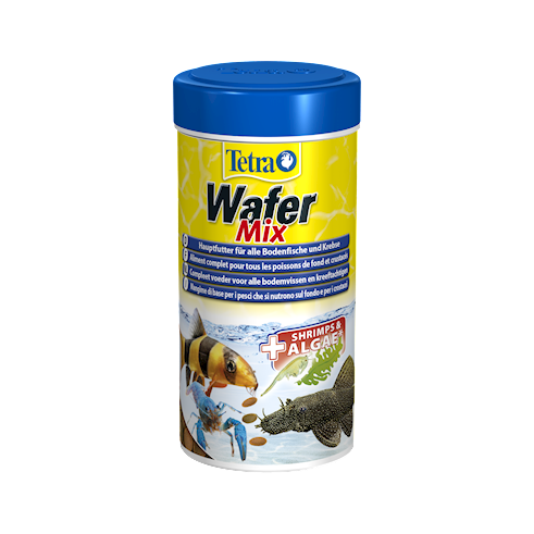 Tetra WaferMix - fish food 250ml