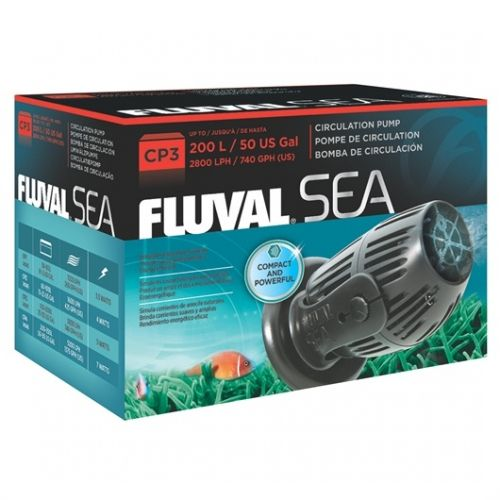 Hagen Fluval Sea Aquarium Circulation Pump CP3 14347 for aquariums up to 200L