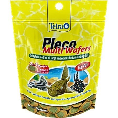 Tetra Pleco MultiWafer - fish food 85gr