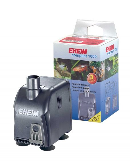 Eheim Compact Pump 1000 1002220 - Universal pump for aquariums up to 150L