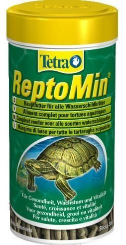 Tetra ReptoMin - Amphibious Turtle Food 100ml