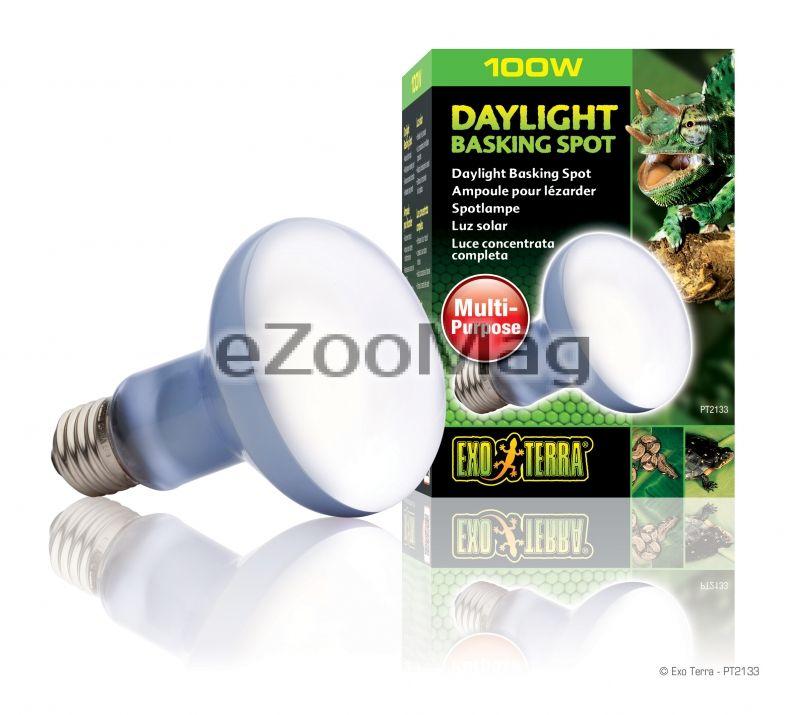 Exo Terra Daylight Basking Spot Lamp PT-2132 100W cbc4a6c0277