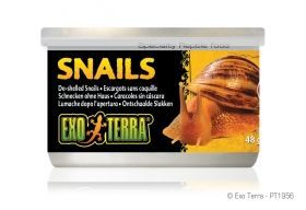 Exo Terra Canned Foods Snails PT-1956 48g