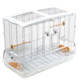 Hagen Vision Bird Cage for Large Birds Small Wire L01 83300 78 x 42 x 56 cm