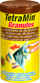 TetraMin Granules - granulated fish food 250ml