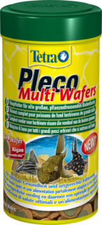 Tetra Pleco MultiWafer - fish food 250ml