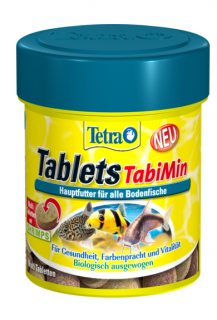 Tetra TabiMin - fish food 275tabs