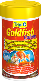 Tetra Goldfish Color - goldfish food100ml