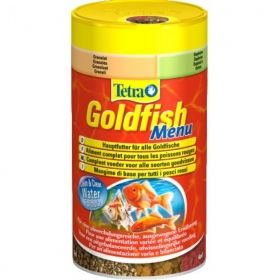 Tetra Goldfish Menu - food for goldfish 250ml