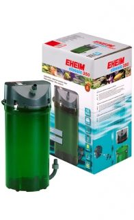 Eheim Classic 350 2215020 - External filter for aquariums up to 350L with filling
