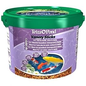 Tetra Pond Variety - Food for Koi and pond fish 10L