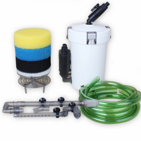 Sunsun HW-602B  - External filter for aquriums