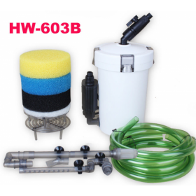 Sunsun HW-603B  - External filter for aquriums