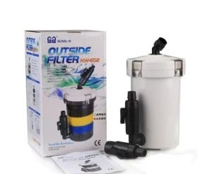 Sunsun HW-602  - External filter for aquriums