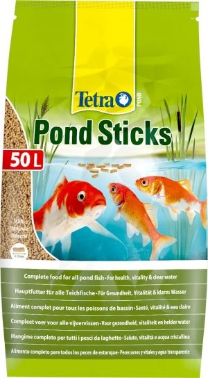 Tetra Pond Sticks- fish food 50l